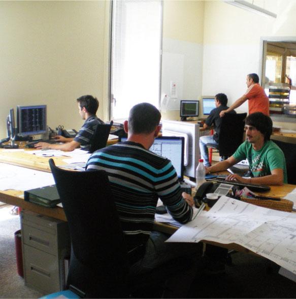 bureau d'études SDCC 1